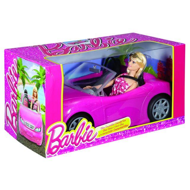 Barbie - et sa voiture - DJR55