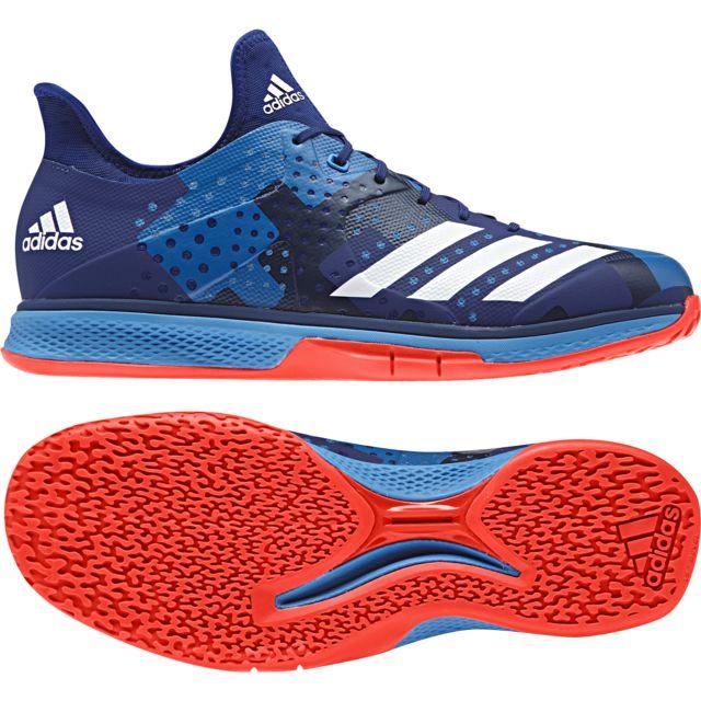 Adidas Chaussures Counterblast Bounce bleu marineblanc