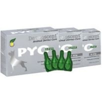 Dermoscent - Pyospot Soin cutané pour Chien De 1 à 10 kg Boîte de 4 pipettes
