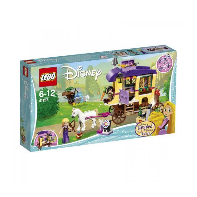 Lego Disney Princess™ - La caravane de Raiponce - 41157