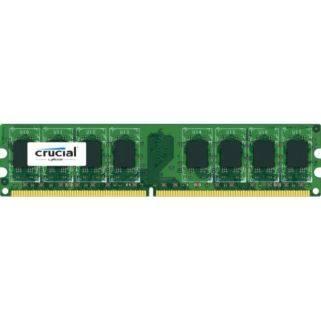 CRUCIAL 2 Go DDR2 1066MHz CL7