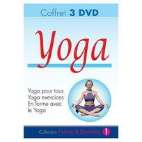 Epi - Yoga - Coffret 3 Dvd