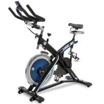 BH Fitness - Vélo de biking. Volant d'inertie 22 kg. Pour usage intensif. H9173E. Zs600