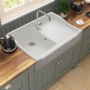 kumbad vier poser granit blanc k mbad tamarin 1 bac 1. Black Bedroom Furniture Sets. Home Design Ideas