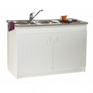 b h meuble sous evier pas cher achat vente meubles de cuisine rueducommerce. Black Bedroom Furniture Sets. Home Design Ideas