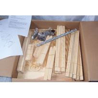Apimiel - Quincaillerie pour corps de ruche Dadant ou Langstroth en Kit