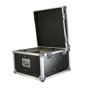 Power Lighting - Fc Mini Lyre Quad - Fly case pour 4 mini lyres