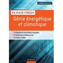 Dunod - Génie énergétique et climatique