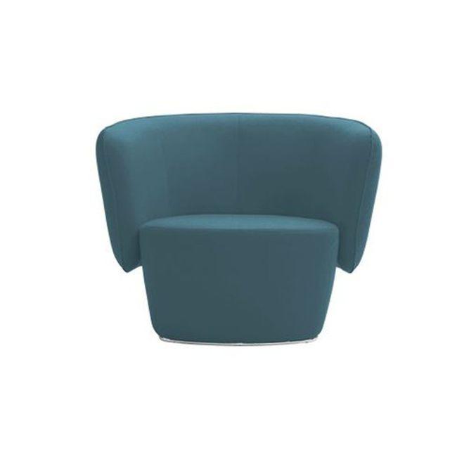 tissu en bleu design Venice Fauteuil canard jRL54A