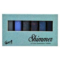 Gloss - Palette de Maquillage Fashion Blue - 8pcs