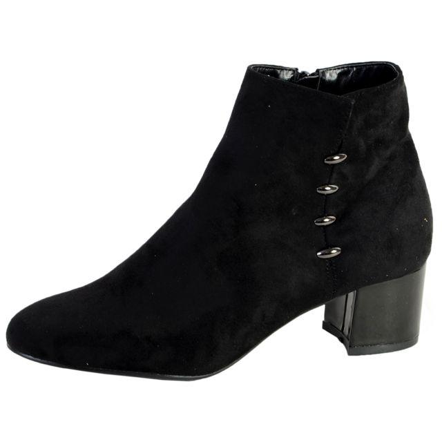 boots femme talon pas cher livraison gratuite