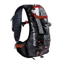 RaidLight - Sac à dos Trail Xp2 noir rouge
