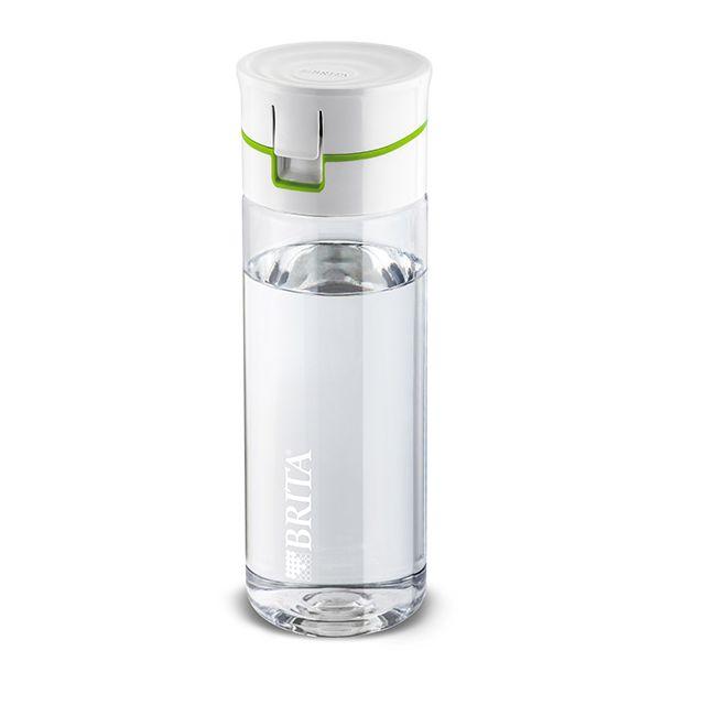 BRITA bouteille filtrante 0.6l verte + 4 disques filtrants - 1010074