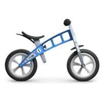 FirstBIKE - Vélo enfant Basic bleu clair sans freins
