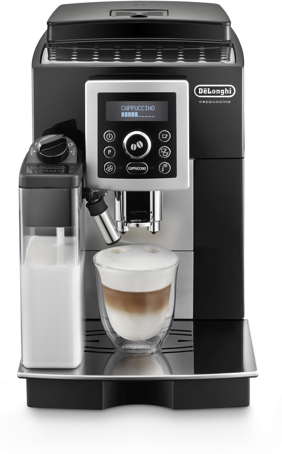 Machine latte Ecam 23.463.B De'Longhi noir
