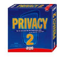"""Amigo - 8320 - Jeu De SociÉTÉ """"PRIVACY 2"""" - Langue: Allemande"""