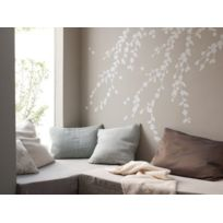 Bambizi ltd - Bambizi Antheia Sticker Mural Secret Garden Blanc