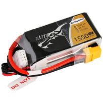 Tattu - Accu Lipo 1550mAh 11.1V 75C 3S1P - Specially Made for Victory with Limited Edition