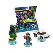 Warner Games - Figurine Lego Dimensions - Pack Aventure Gamer - Retro Arcade