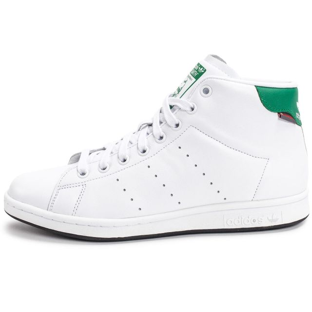 Adidas originals Stan Smith Winter Blanche pas cher