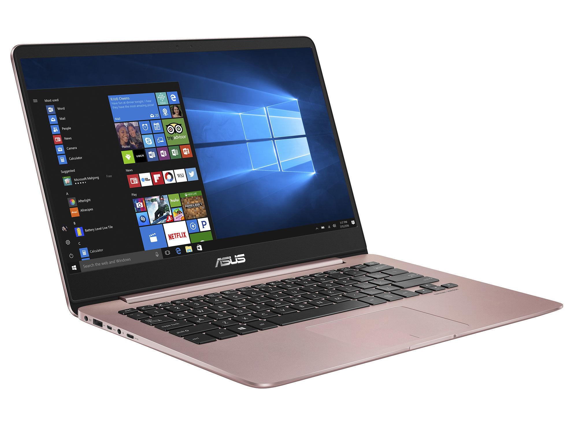ZenBook Plus - UX430 - Or Rose