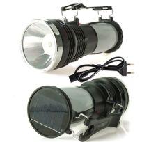 Solaire Batterie Avec Led Lanterne Interne Torche Rechargeable Camping Lampe 6bfy7g
