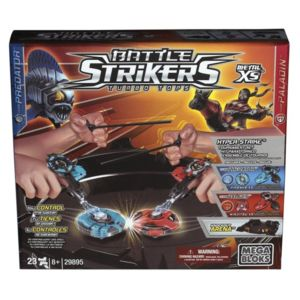 megabloks toupie battle strikers ar ne de combat pas cher achat vente jeux de. Black Bedroom Furniture Sets. Home Design Ideas