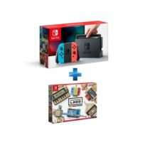 Console Switch couleur + Labo Multi Kit
