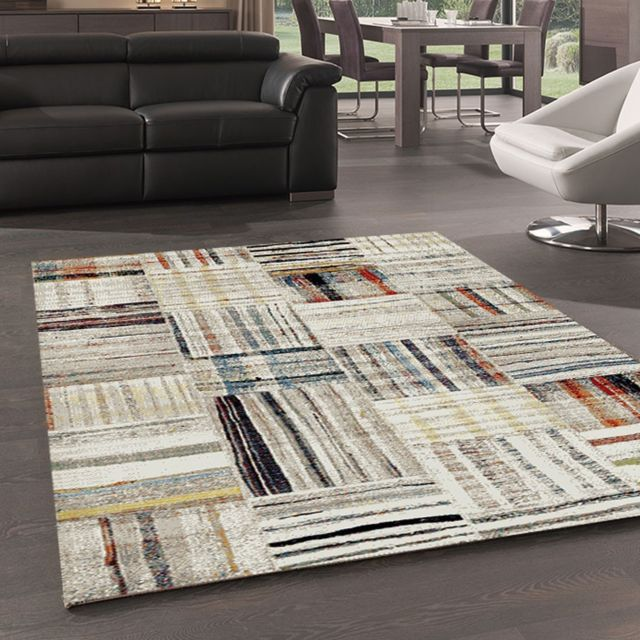 merinos tapis de salon morocco 831 72 tapis moderne unamourdetapis plusieurs dimensions et. Black Bedroom Furniture Sets. Home Design Ideas