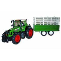Unbekannt - Tracteur Friction + Remorque Marque Distributeur
