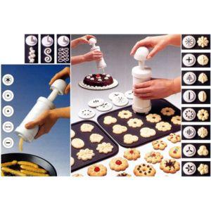C. Diffusion - Presse à biscuits et churros ,seringue à décorer