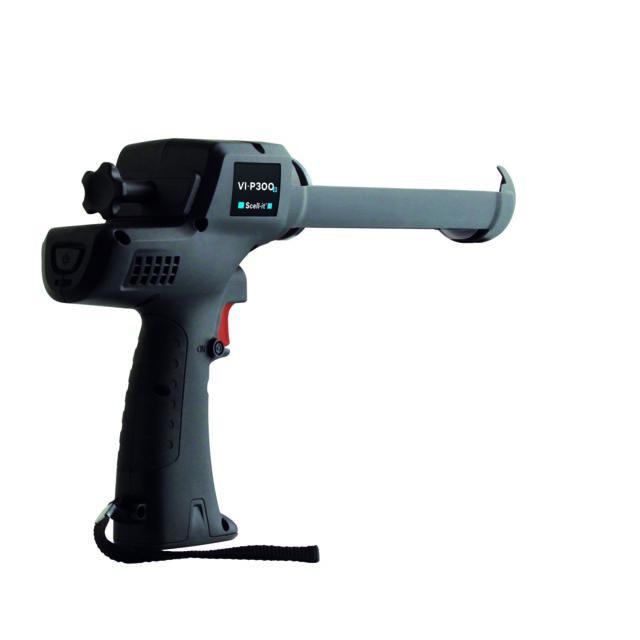 scellit pistolet d 39 injection sur batterie 300ml 7 4v 2x1. Black Bedroom Furniture Sets. Home Design Ideas
