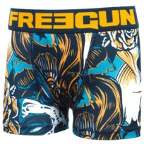 Freegun - Sous vêtement boxer Mue nvy/jne boxer jr Noir 28156