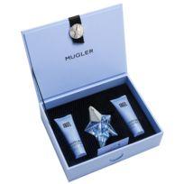 Thierry mugler - Coffret Angel Eau de Parfum 25ml + Parfum en Lait 50ml + Parfum en Gel pour la Douche 50ml Rechargeable