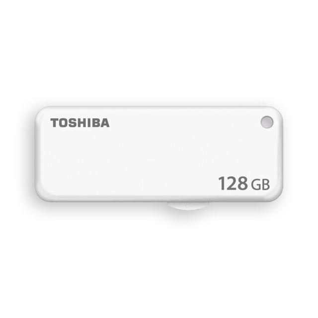 Toshiba Usb3.0 128Gb White THN-U203W1280E4 Toshiba Usb3.0 128Gb White (THN-U203W1280E4)