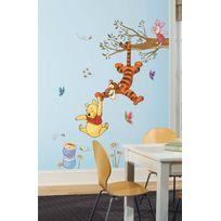 Roommates - Stickers géant Arbres Magique Winnie l'Ourson Disney