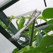 Halls - Système d'ouverture de fenêtre automatique en aluminium Univent