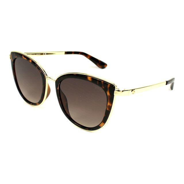 Bien connu lunettes soleil effet miroir monture transparente - Achat lunettes  YD89