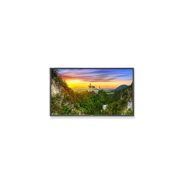 Nec 98in MultiSync X981UHD-2 Nec 98in MultiSync X981UHD-2 : large format 500cd Direct Led backlight 24/7 proof Ops slot Uhd (60004106)