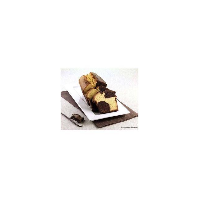 Silikomart Moule à cake en silicone 26 cm