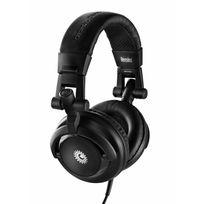 HERCULES - Casque DJ polyvalent HDP DJ M40,1