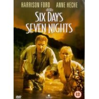 Touchstone Home Video - Six Days, Seven Nights IMPORT Anglais, IMPORT Dvd - Edition simple