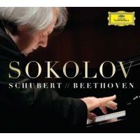 - Grigory Sokolov - Schubert / Beethoven DigiPack