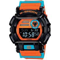 G-shock - Gd400 Classic Dusty Neon Noir/Orange