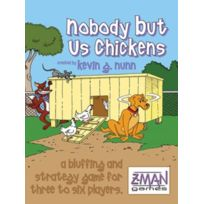 Z-man Games - Nobody But Us Chickens