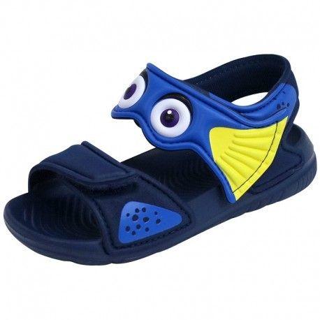 Adidas originals - Chaussures Sandale Bleu Disney Akwah 9 Bébé Garçon Adidas 62e94631108