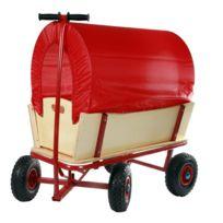 Jago - Chariot de transport avec bâche