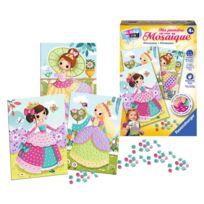 Ravensburger - Kit créatif Ma première mosaïque : Princesses