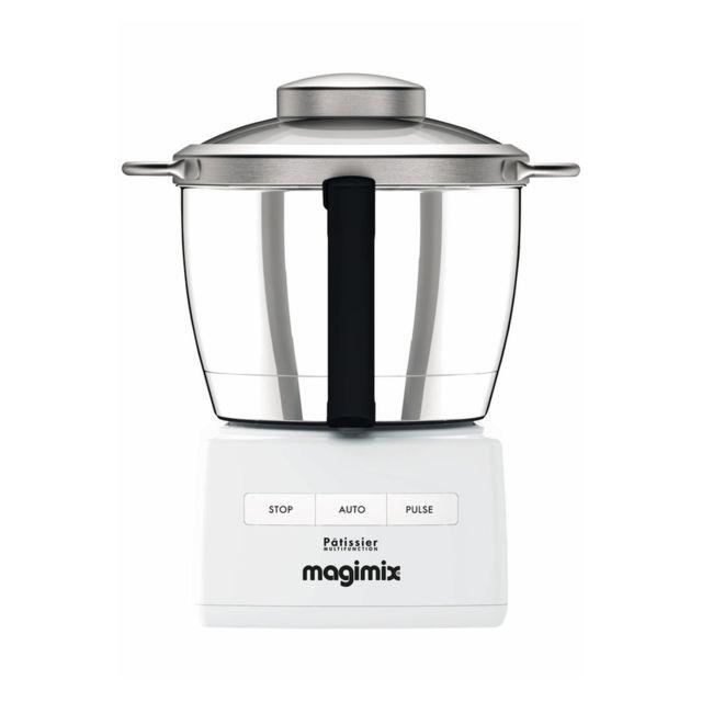 MAGIMIX Robot pâtissier 18600F