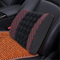 soutien lombaire voiture achat soutien lombaire voiture pas cher rue du commerce. Black Bedroom Furniture Sets. Home Design Ideas
